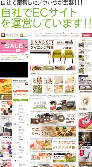 株式会社イーナ運営サイト家具350