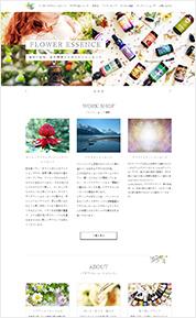 ホームページ制作/ネイチャーワールド株式会社 様